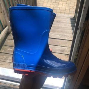 Other - Blue kids rain boots